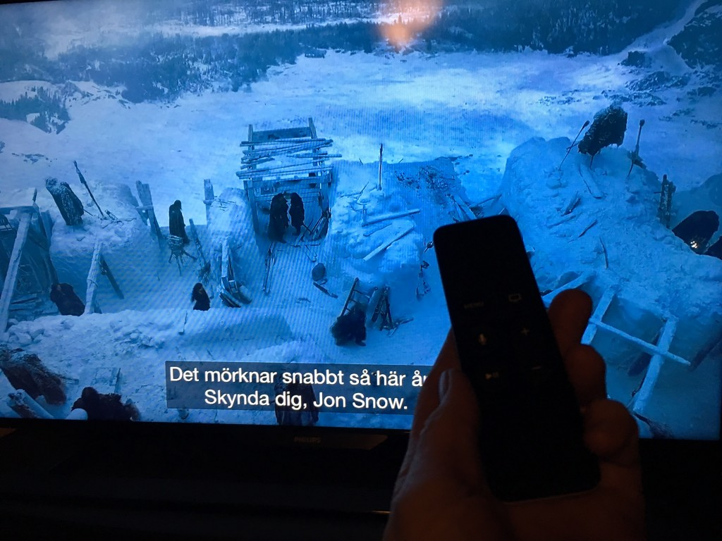 HBO Nordic.