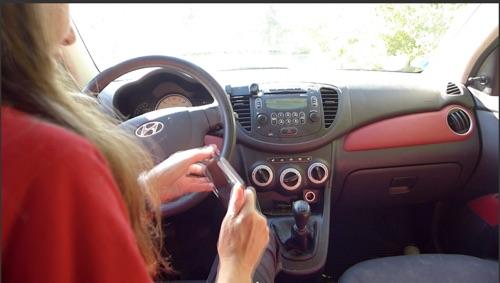 Test av billig bilhållare