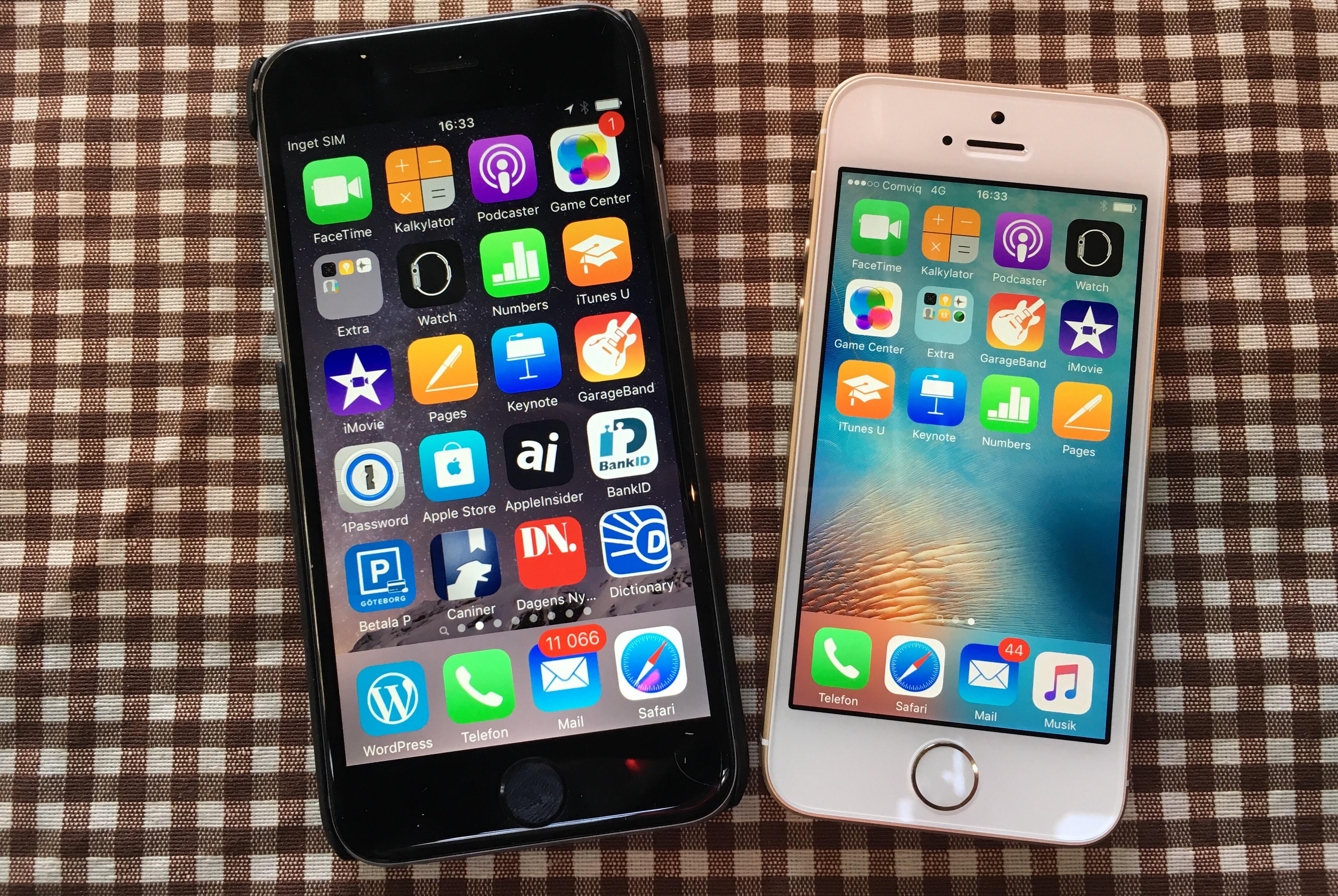 Nya iphone – det var den jag ville ha