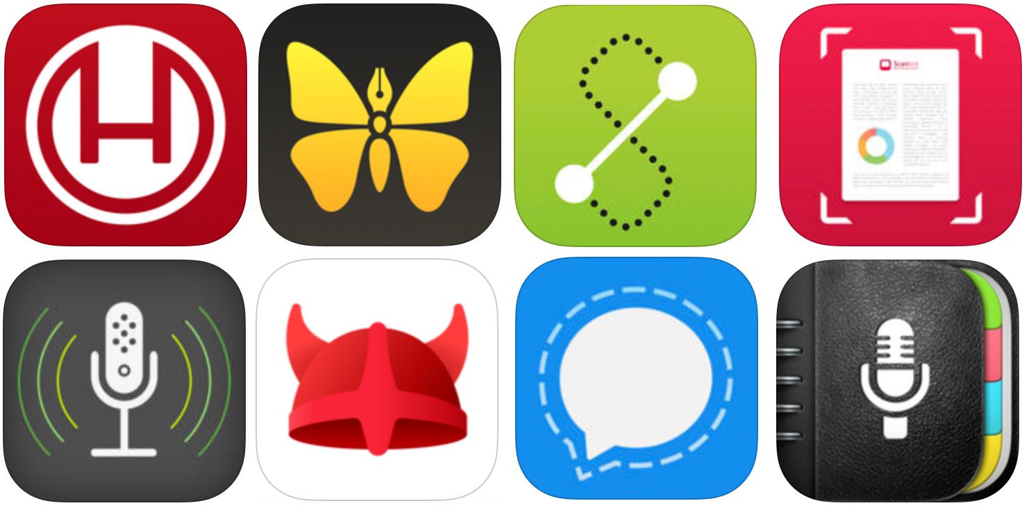 Apptips för frilansjournalister