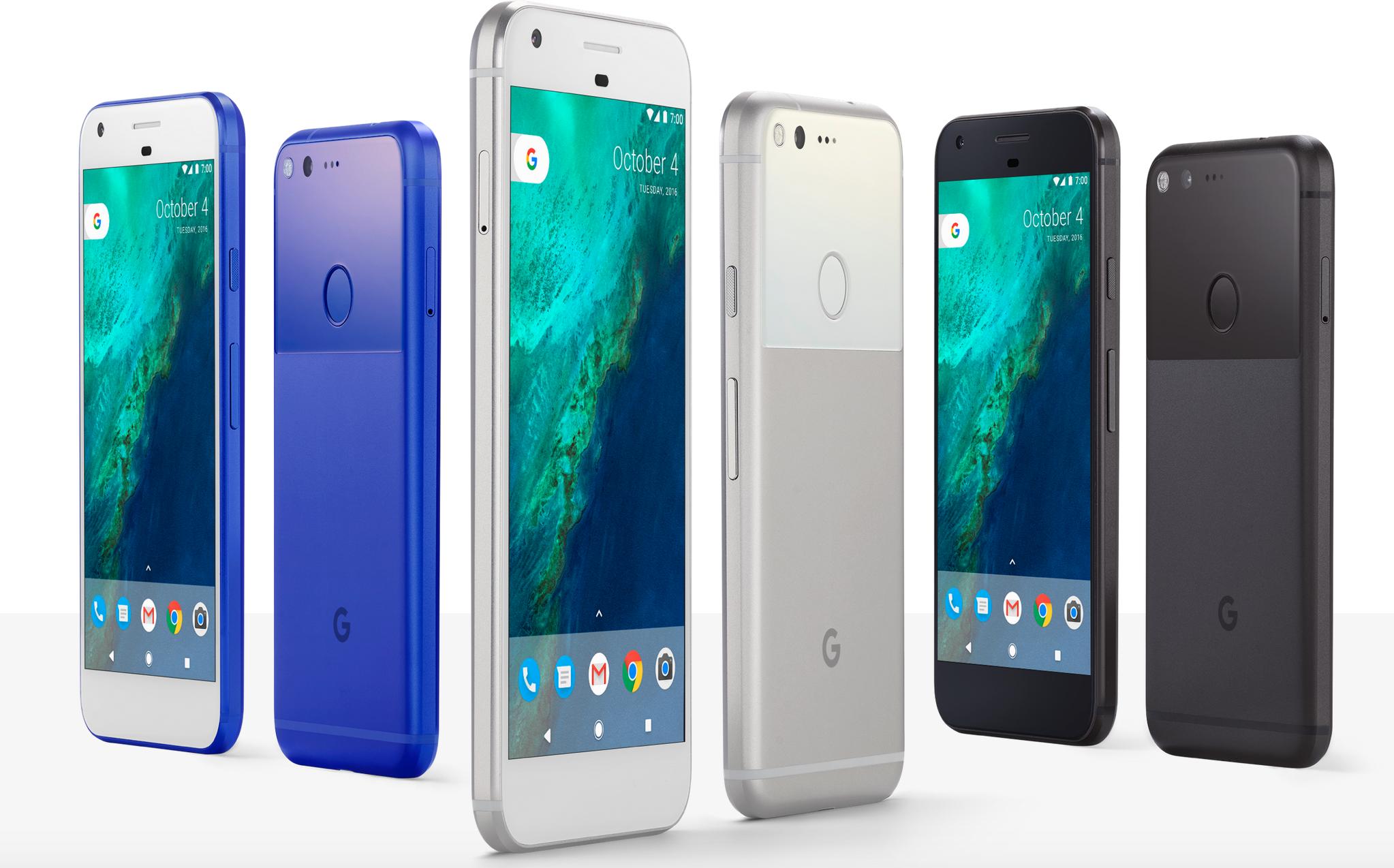 Googles mobil värd att vänta på