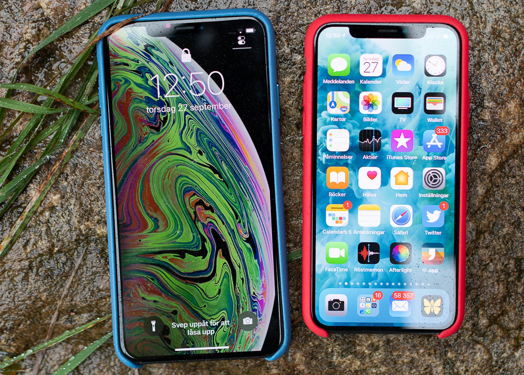 Iphone XS: Grymt bra –i all enkelhet