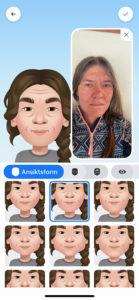 avatar bredvid kamerabild