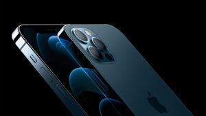 nya iphone, baksida med 3 kameror